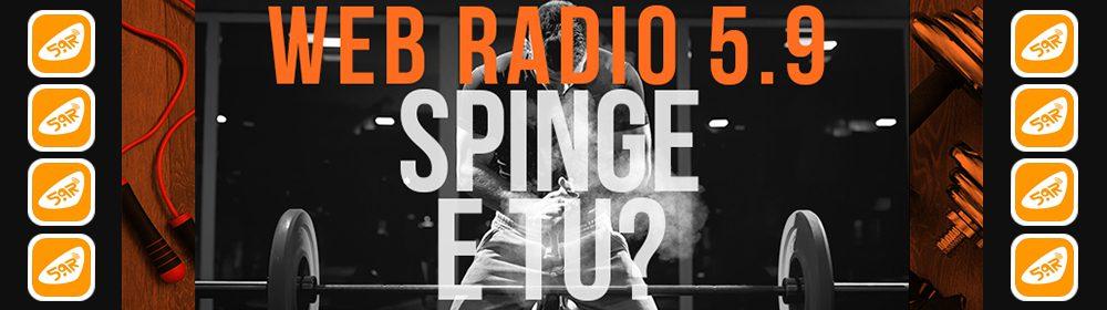 Radio 5.9 spinge!
