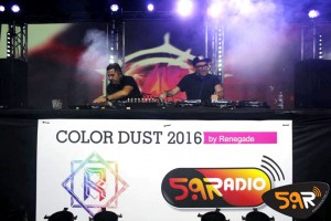Color Dust 2016 Web Radio 5.9 Fossoli di Carpi