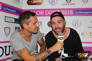 Color Dust 2016 Diretta Web Radio 5.9 Shade Il Pancio Nari and Milani Fossoli Carpi 14