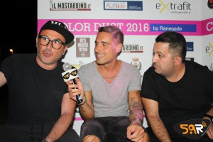 Color Dust 2016 Diretta Web Radio 5.9 Shade Il Pancio Nari and Milani Fossoli Carpi 18