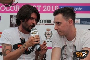 Color Dust 2016 Diretta Web Radio 5.9 Shade Il Pancio Nari and Milani Fossoli Carpi 2