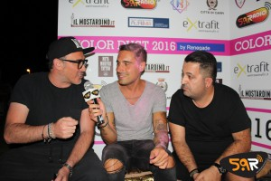 Color Dust 2016 Diretta Web Radio 5.9 Shade Il Pancio Nari and Milani Fossoli Carpi 20