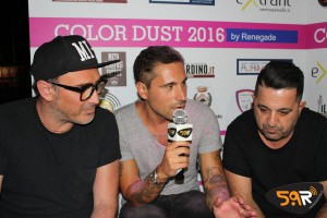 Color Dust 2016 Diretta Web Radio 5.9 Shade Il Pancio Nari and Milani Fossoli Carpi 21