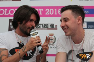 Color Dust 2016 Diretta Web Radio 5.9 Shade Il Pancio Nari and Milani Fossoli Carpi 3