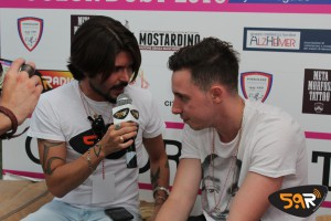 Color Dust 2016 Diretta Web Radio 5.9 Shade Il Pancio Nari and Milani Fossoli Carpi 4