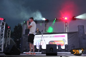 Color Dust 2016 Diretta Web Radio 5.9 Shade Il Pancio Nari and Milani Fossoli Carpi 7