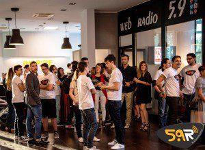 INAUGURAZIONE WEB RADIO 5.9 A CARPI 2