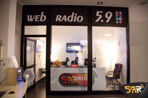 Inaugurazione Web Radio 5.9 Extrafit Carpi diciassette