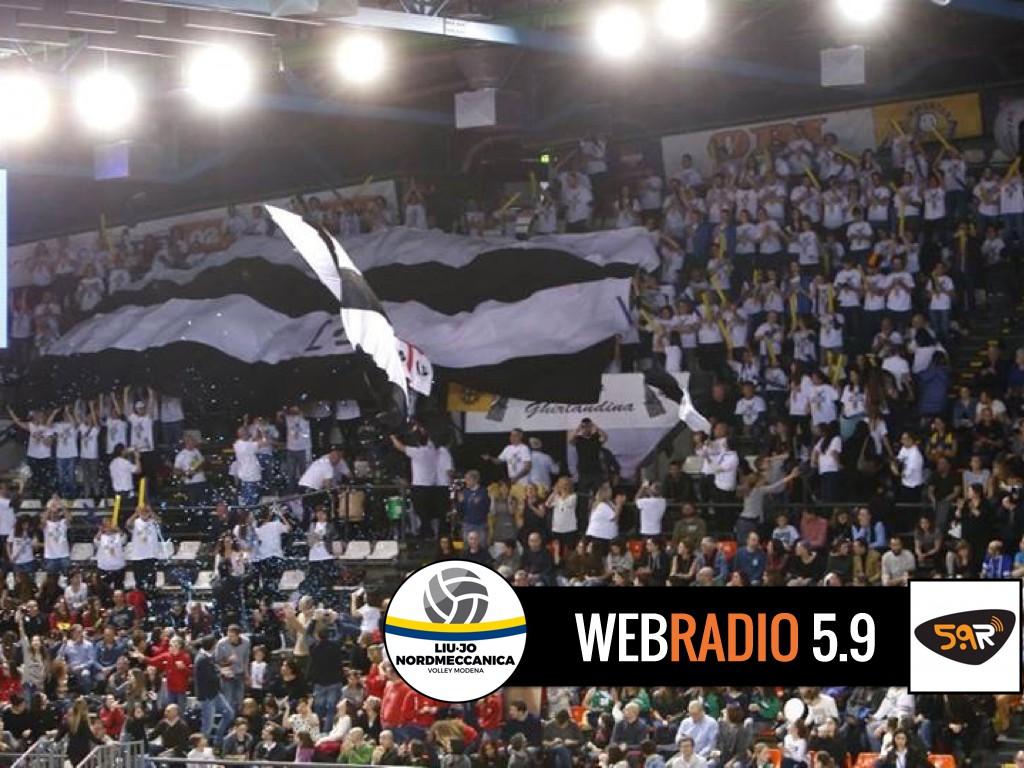 Foto Liu Jo Normeccanica Volley Web Radio 5.9