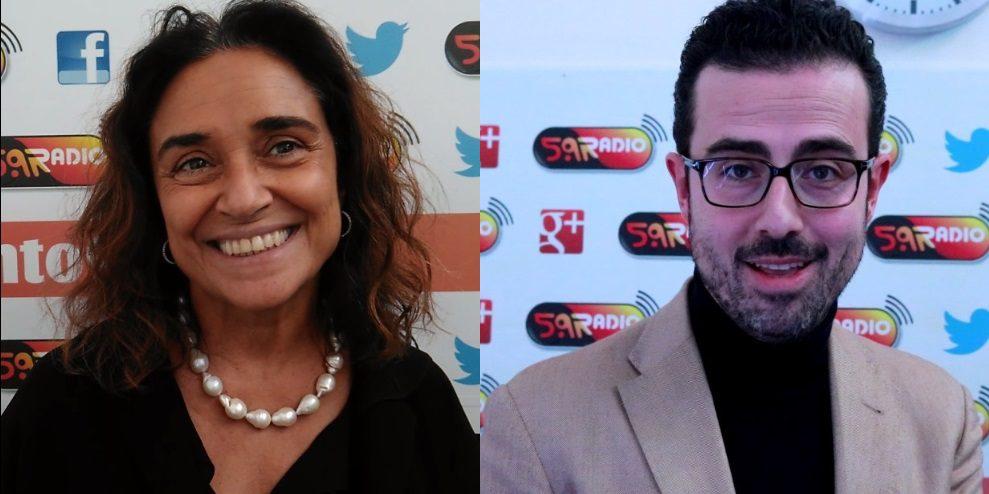 Flavia Fiocchi e Daniele Boraldi Radio 5.9