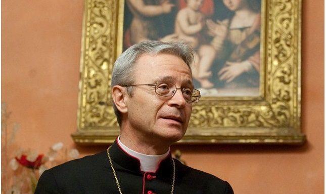 Francesco Cavina Vescovo Emerito di Carpi