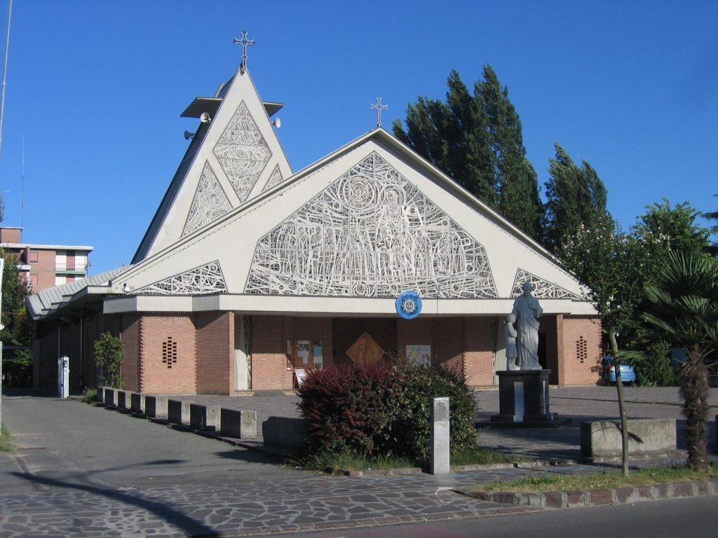 Chiesa San Giuseppe Artigiano Carpi