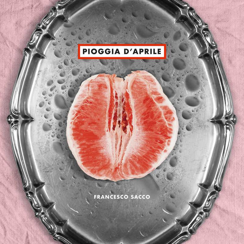 Cover Pioggia d'aprile Francesco Sacco