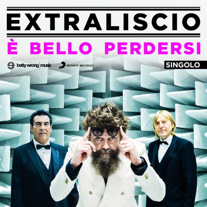 Cover singolo Extraliscio