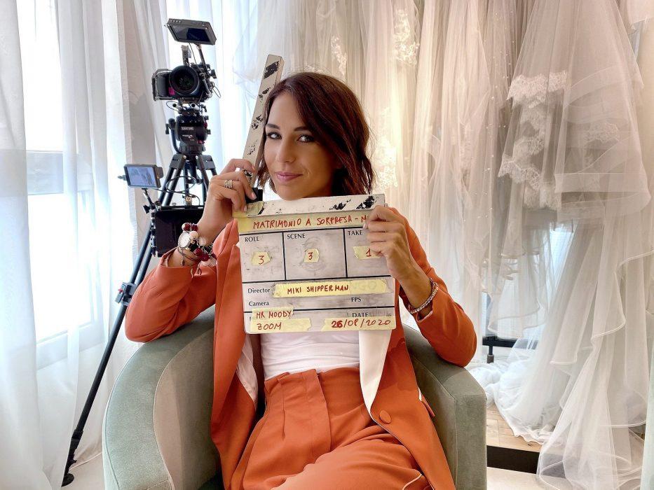 Michelle Carpente Matrimonio a sorpresa Italia RealTime