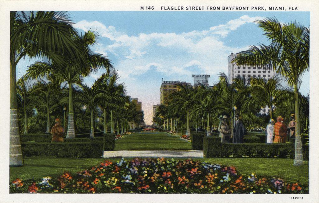 Parco urbano Miami