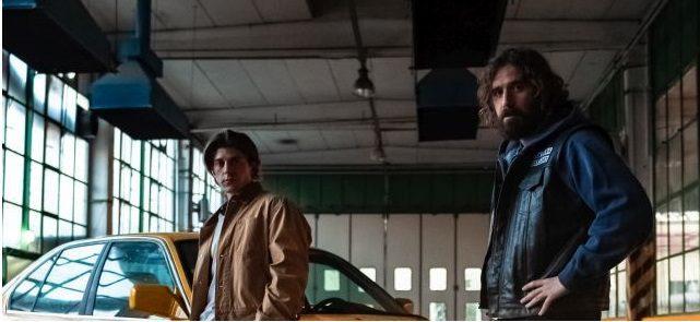 Rkomi e Tommaso Paradiso Taxi