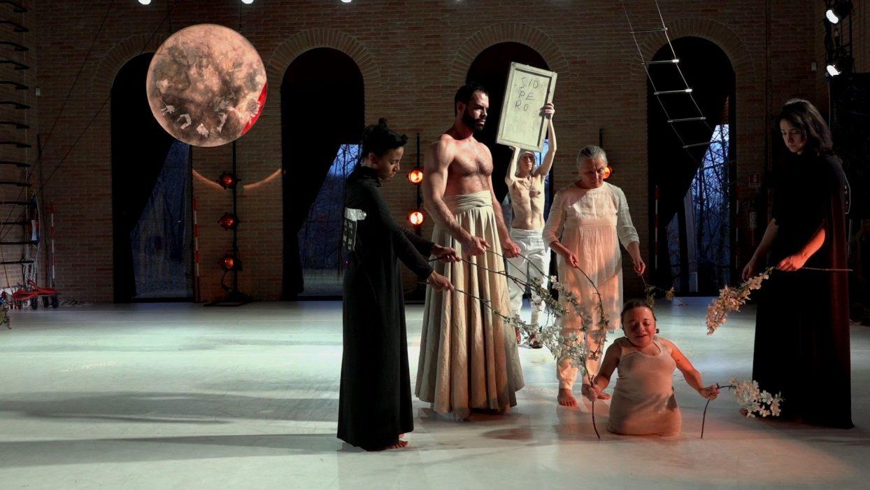 Teatro Valdoca - Enigma ph. Simona Diacci Trinity 4