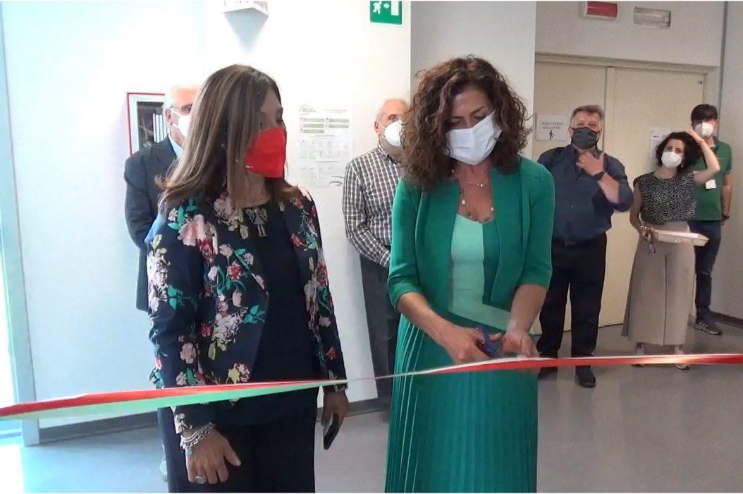 Lucia Scolaro e Francesca Zaltieri