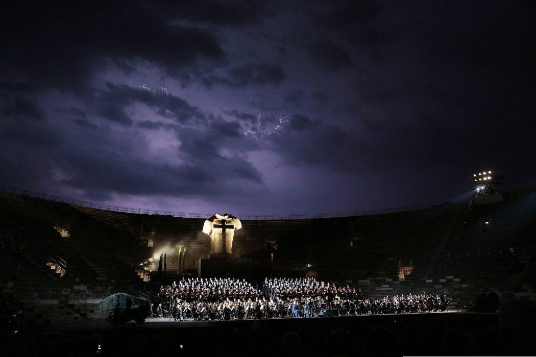 Messa da Requiem Giuseppe Verdi foto Ennevi
